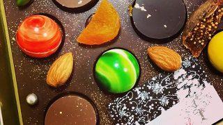 今年も登場!ショコラティエ パレ・ド・オール 「クリスマスツリーショコラ2016」