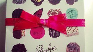 今日のショコラ:バルベーロのボンボンショコラ