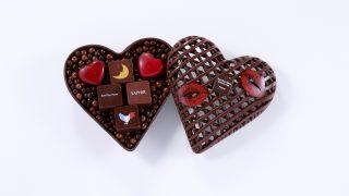 ジャン=ポール・エヴァン、ハートの器の特別なショコラやバラをあしらったタルトがバレンタインに登場!