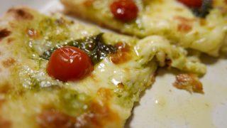 熱くて甘ーいチョコレートのピザがお家で楽しめる!森山ナポリの「バレンタインセット」