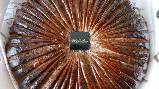 """Wボレロ特製『ガレット・デ・ロワ』 の新作""""ショコラ・フランボワーズ""""、とっても美味しい!"""