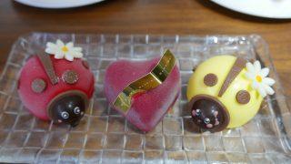アイスクリームが好きな方にオススメ!バレンタイン限定のアントルメグラッセ、グラッシェルのアンランデヴー