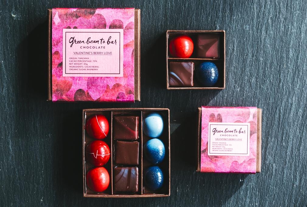グリーンビーントゥバーチョコレート