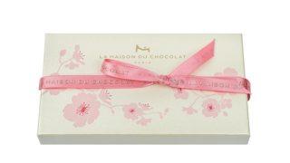 """ラ・メゾン・デュ・ショコラ、""""桜"""" をイメージした季節限定コレクション「Cherry Blossom」"""