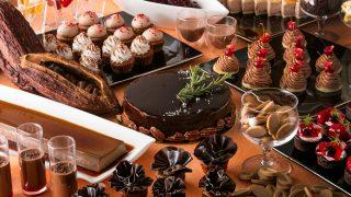 9月2日より、ヒルトン小田原リゾートのチョコレートブッフェ「チョコレートの森から Sweets Wonderland」開催!