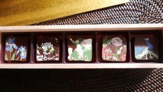 ホテル雅叙園東京ならではの雅なショコラが楽しめる、PATISSERIE「栞杏 1928」