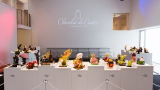 2018年の春を華やかに彩るチョコレートイベント開幕!「はじめよう、ショコラdeイースター!」