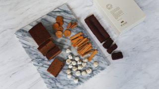 ミニマルよりお中元やギフトにピッタリな新しい「チョコレート焼き菓子セット」が登場!