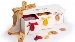 【限定ボックス情報も】まるでフルーツのようなチョコレート!ヴァローナよりフルーツ・クーベルチュール「インスピレーション」が新登場!