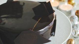 今年のメゾンカカオのクリスマスケーキは5層仕立てのチョコ尽くしのケーキ!