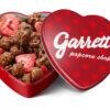 【ギャレットポップコーン】今年もバレンタイン限定レシピ登場!濃厚な味わいとキュートなハート缶は見逃せない!